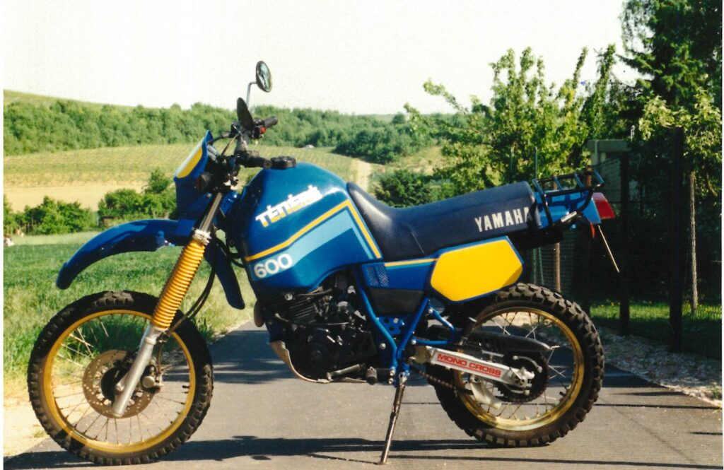 Yamaha XT 600 Tenere