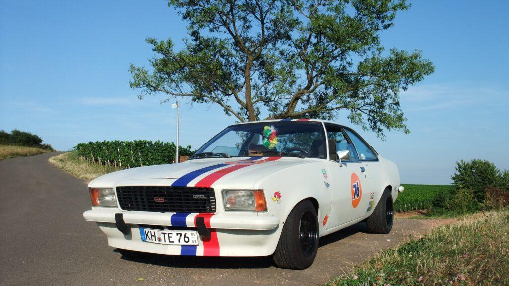 Opel Rekord D Coupé 1.9 SH
