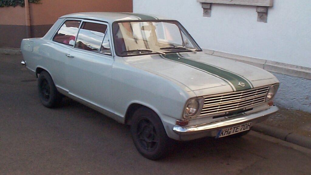 Opel Kadett B 1.1 N
