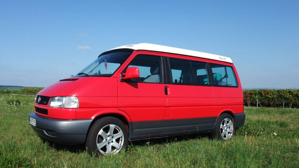 VW T4 Multivan 2.5 TDI Miltivan