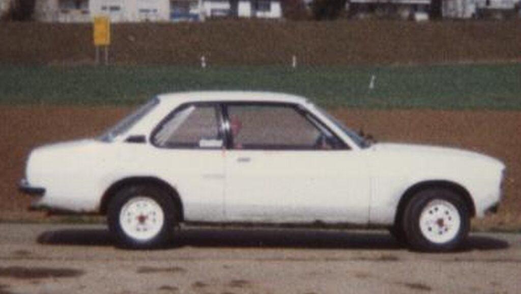 Opel Ascona B 1.6 N