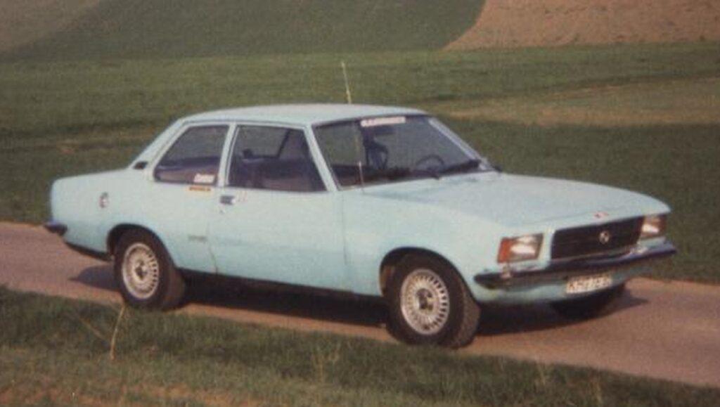 Opel Rekord D 1.9 N