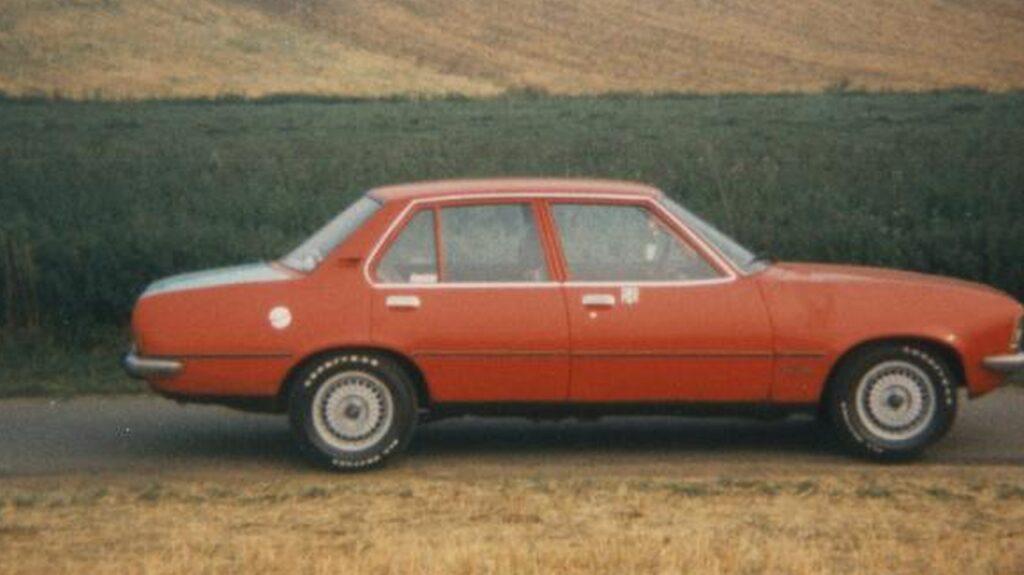 Opel Rekord D 1.7 N