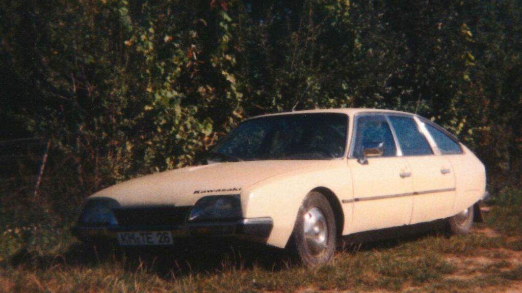 Citroen CX 2.5 D
