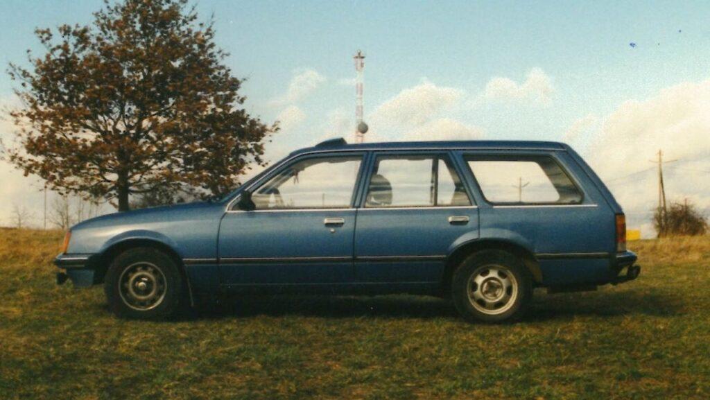 Opel Rekord E 2.0 N Caravan