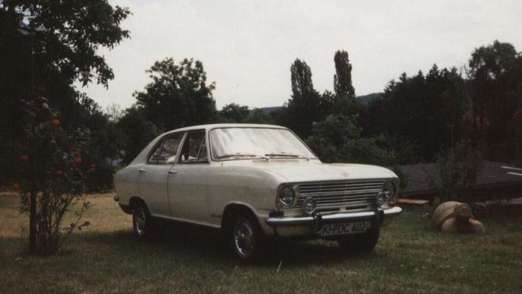 Opel Kadett B 1.2 LS