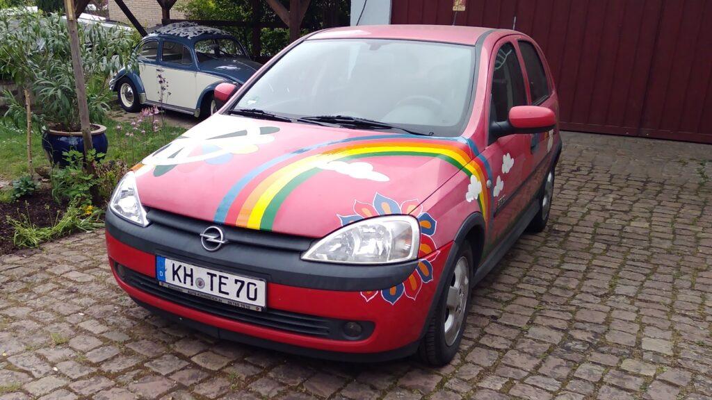 Opel Corsa C 1.4